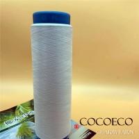椰碳丝、椰碳纱线、椰碳纤维、cocoeco